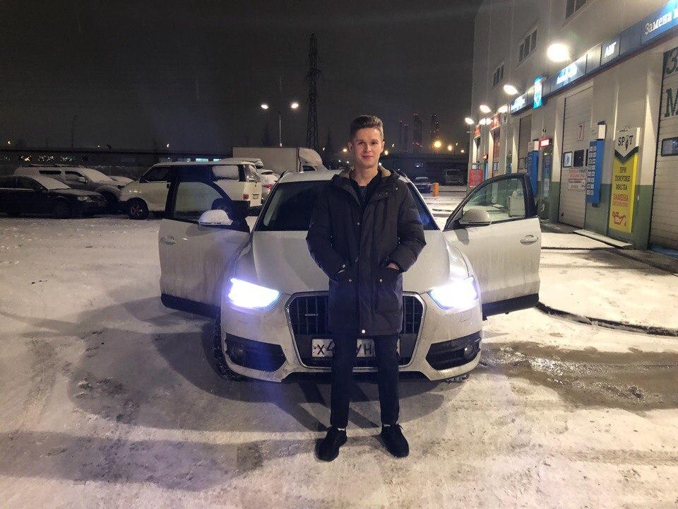 какая машина у Андрей Нутиков