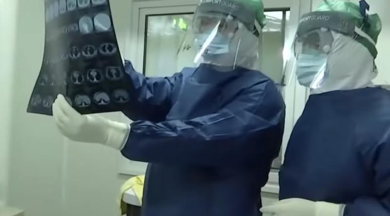 коронавирус 2020 в России